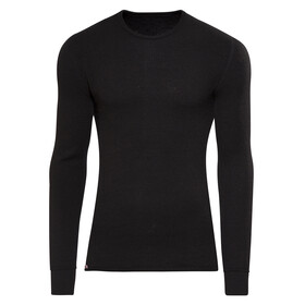 Woolpower Unisex 200 Crewneck black